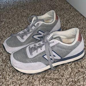 new balances sneaker (501)